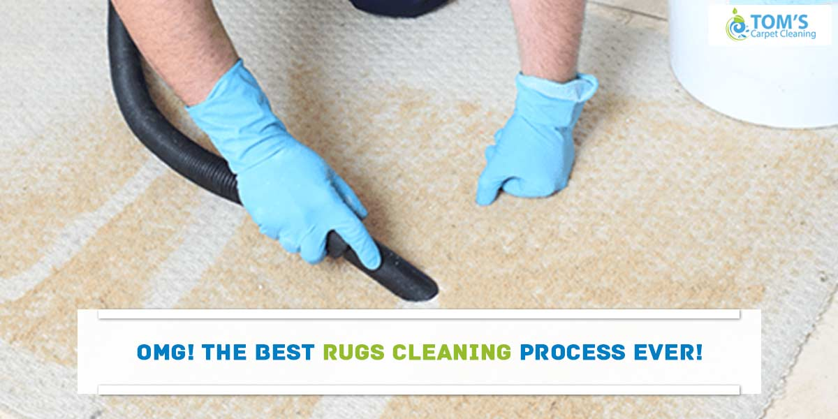 The Best Rugs Cleaning Process Ever!