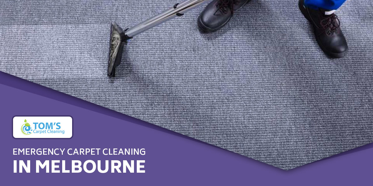 Emergency Carpet Cleaning In Melbourne