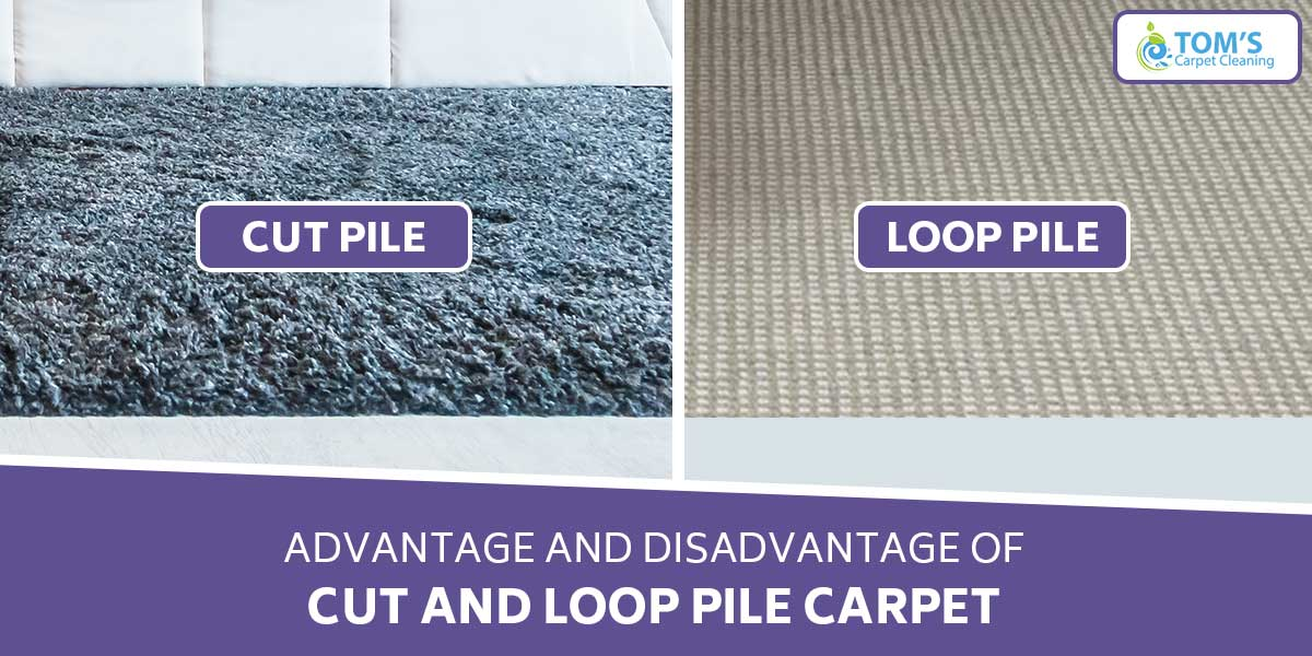 Advantage and Disadvantage of Cut and Loop Pile Carpet